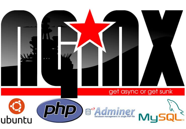 Installer un serveur Nginx en local (LEMP + Adminer)