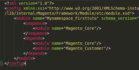 Déclarer un nouveau module sous Magento 2
